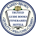 Karen Brown's Guides, www.karenbrown.com